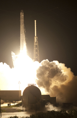 Falcon 9 Launch May 22, 2012