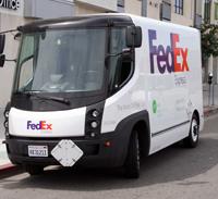 FedEx Express Plane
