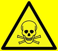 Toxic Warning Sign